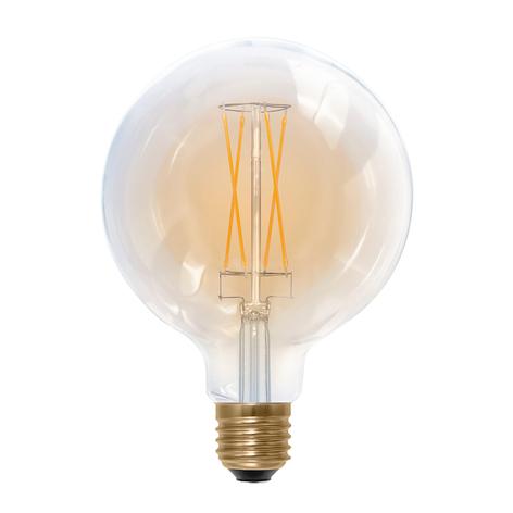 LED-globepære E27 G125 6 W 2000K 325 lm gull
