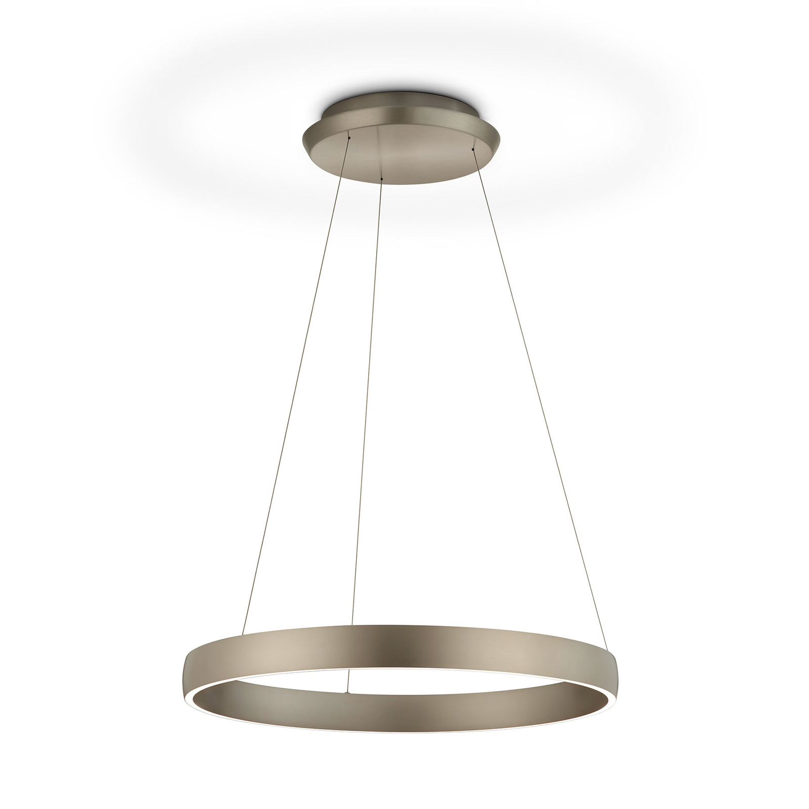 LED hanglamp Sara-60 brons 2.200-3.000 K