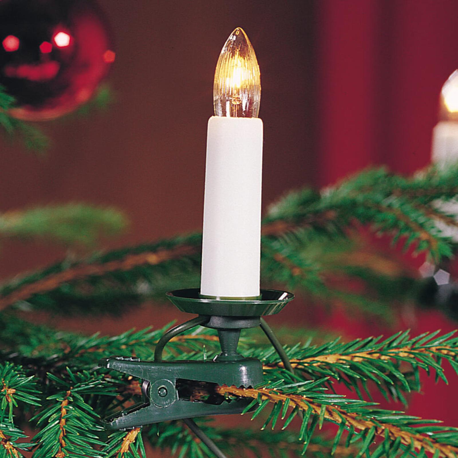 Aftageligt stik - lyskæde Neas 35 lyskilder