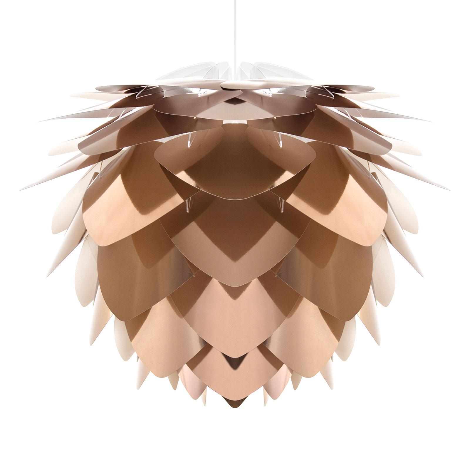 UMAGE Silvia Medium lampa wisząca brązowa Ø 50cm