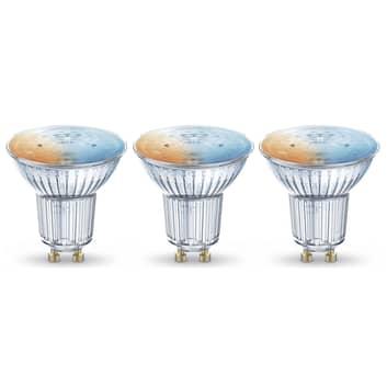 LEDVANCE SMART+ WiFi GU10-reflektor 5 W 45° CCT 3