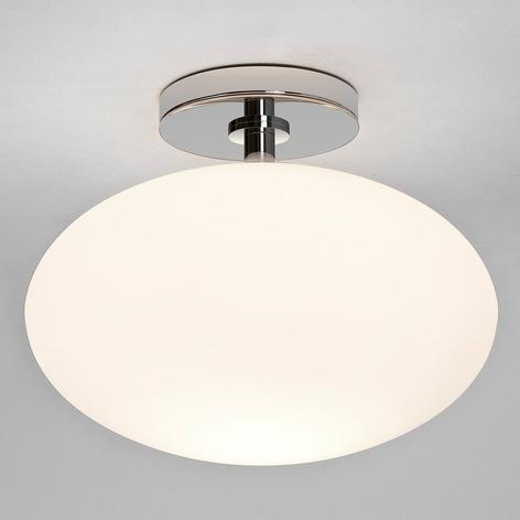 Oval Zeppo taklampe til badet