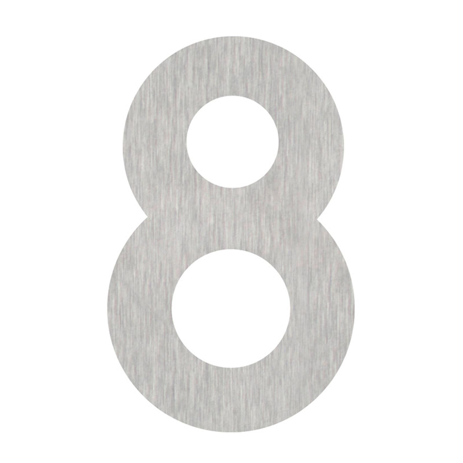 Produktové foto Heibi Domovní čísla číslice 8