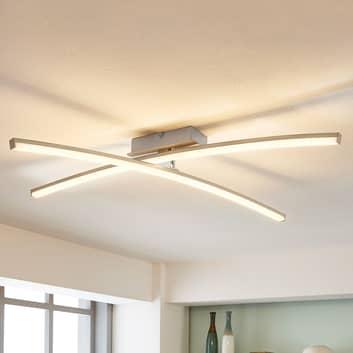 Laurenzia – lampa sufitowa LED, ściemniana