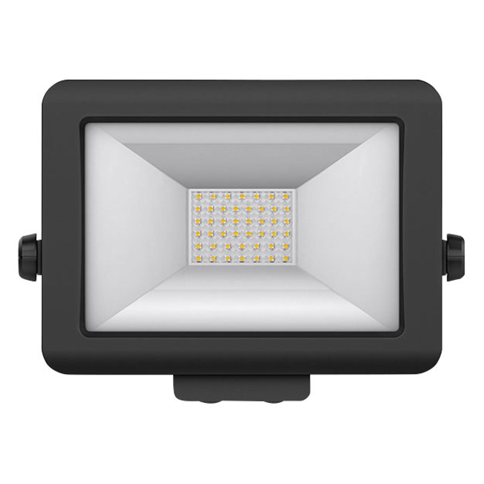 Theben theLeda B20L spot d'extérieur LED, noir