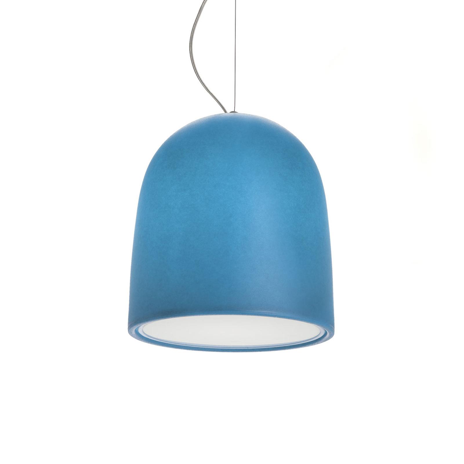 Modo Luce Campanone suspension Ø 33cm turquoise