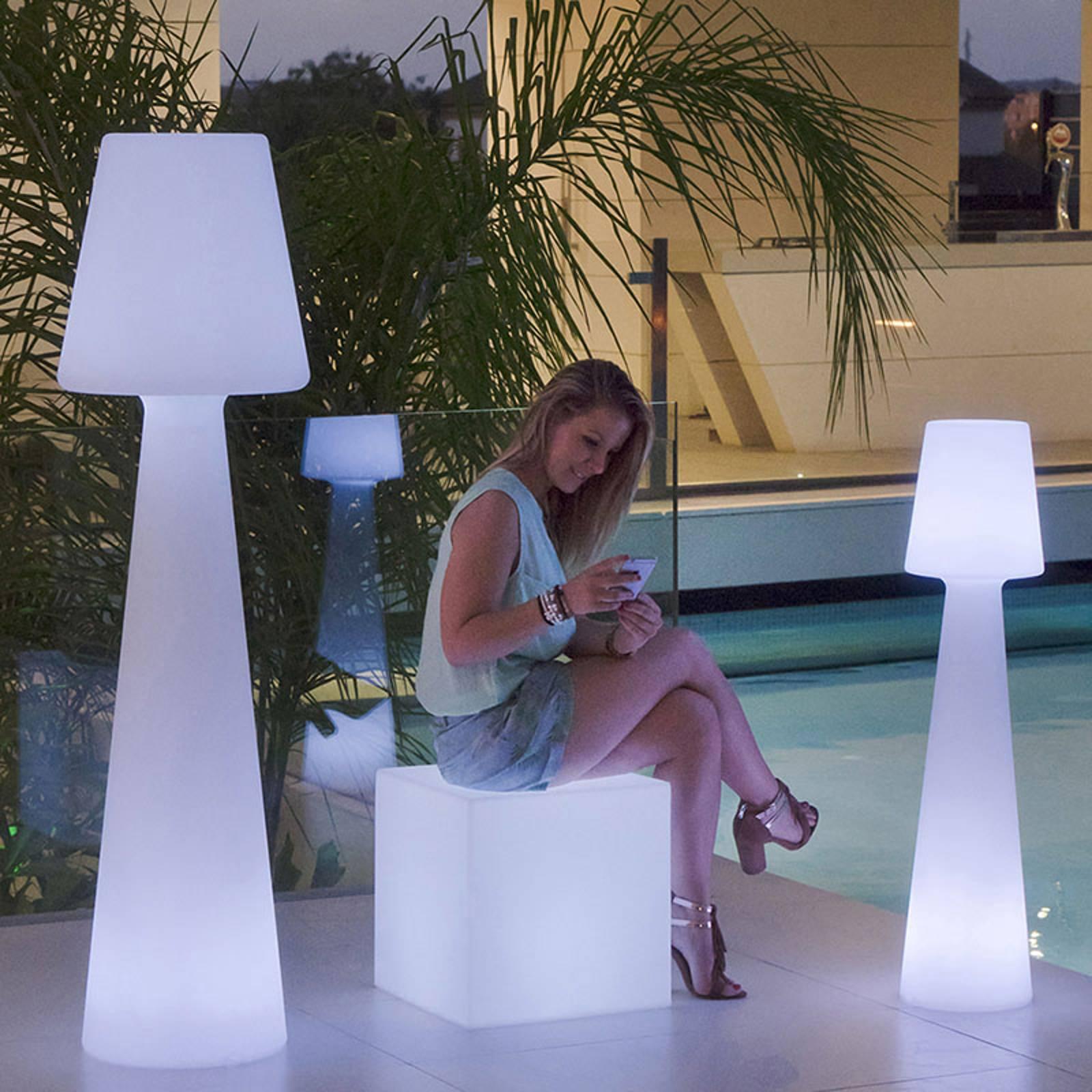 Newgarden Lola vloerlamp hoogte 165 cm daglicht