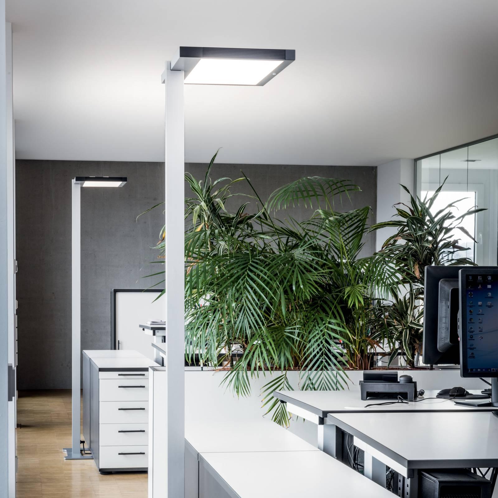 Luctra Vitawork lampa stojąca biurowa LED 7000lm