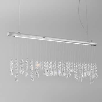 KOLARZ Stretta - lámpara colgante de cristal noble