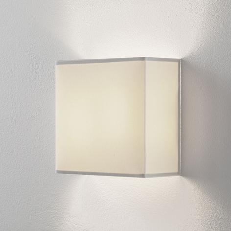 Lucande Patrik nástěnné světlo hranaté bílé