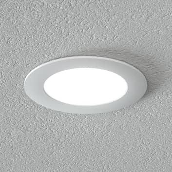 Arcchio Xavian -LED-uppovalo IP44