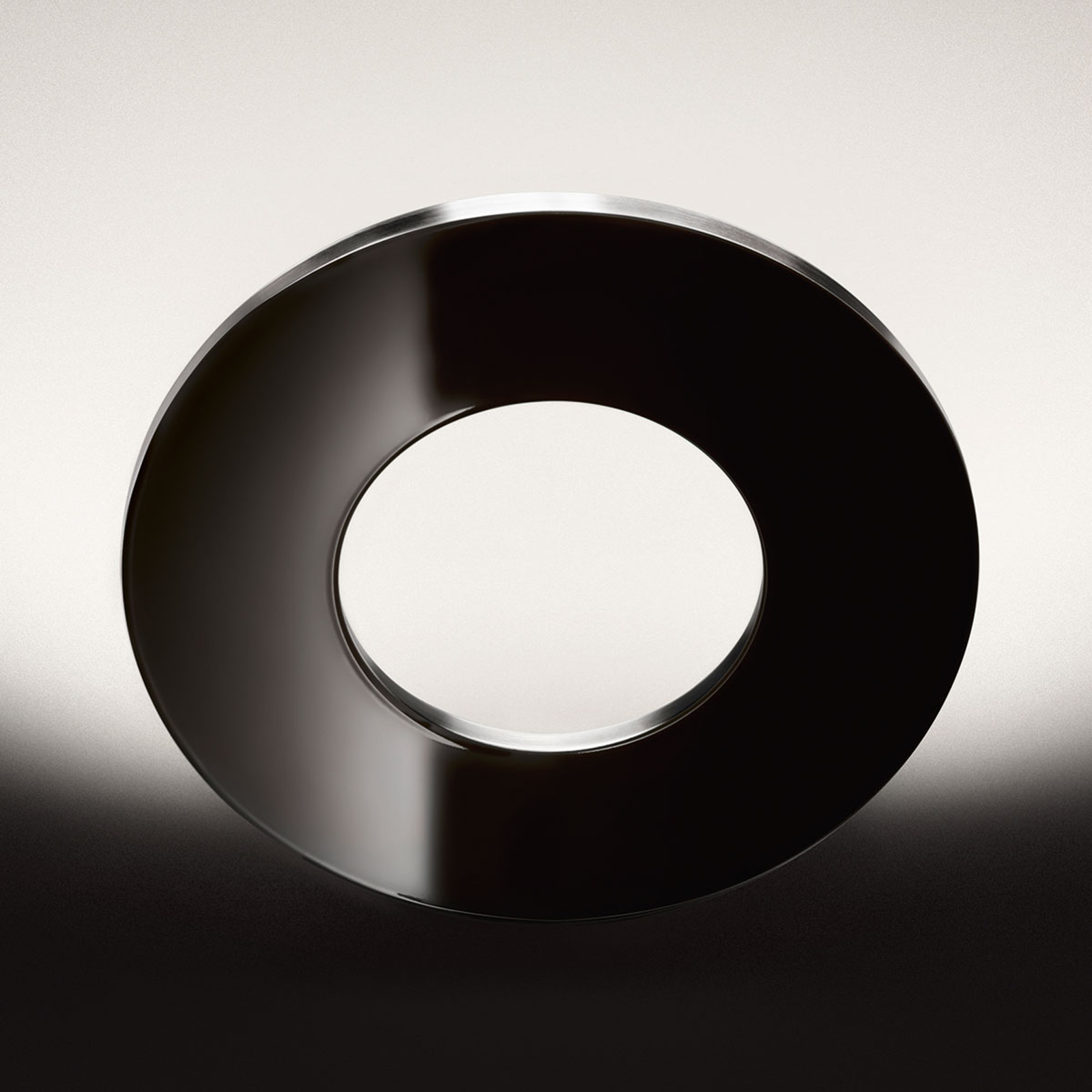 Cini&Nils Passepartout LED-Wandleuchte schwarz