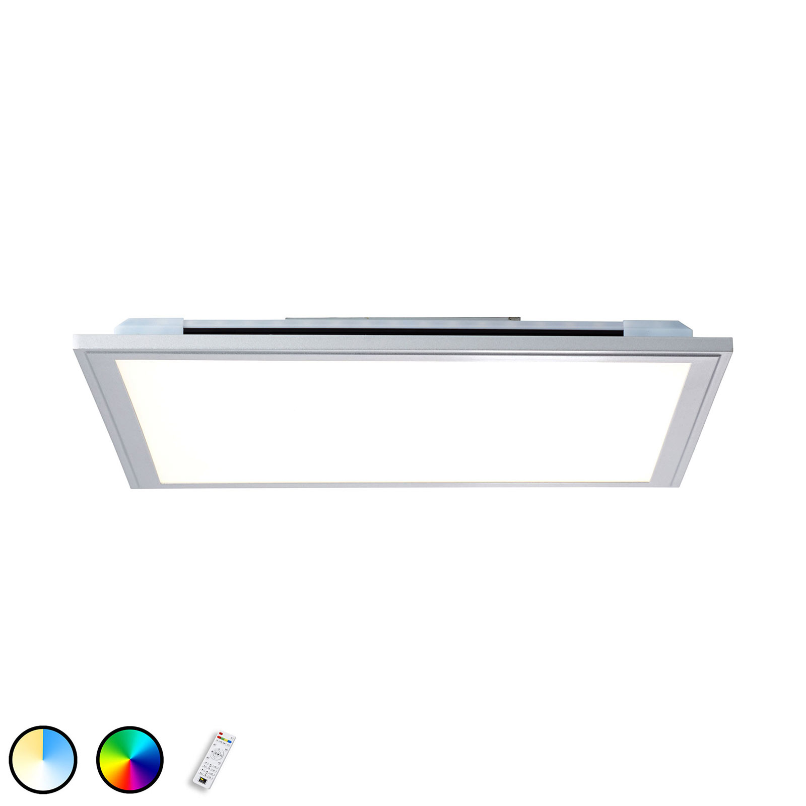 LED-taklampe Alissa, 39,5x39,5 cm