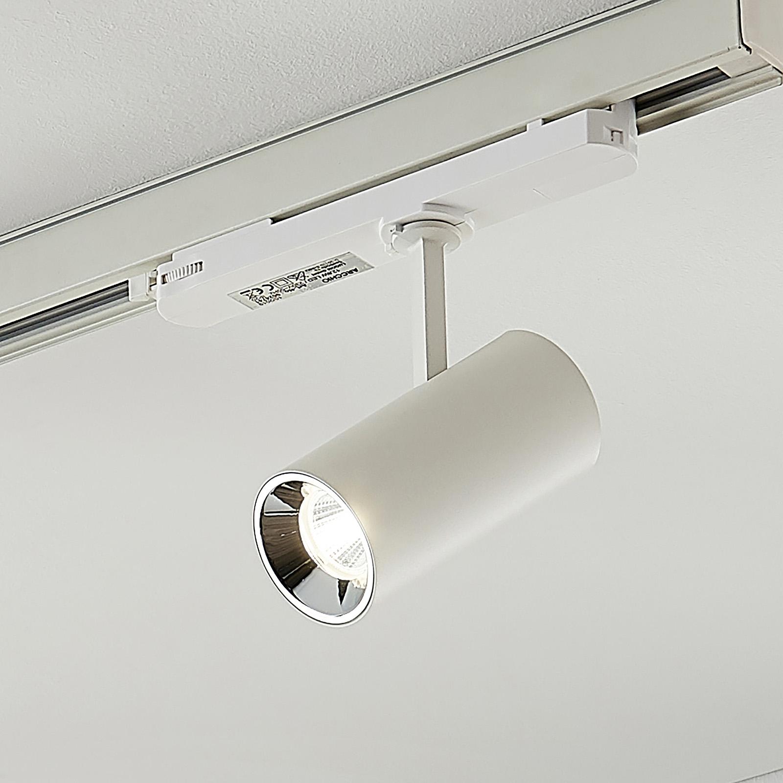 Arcchio Vedro reflektor szynowy LED, 4000K, 12 W