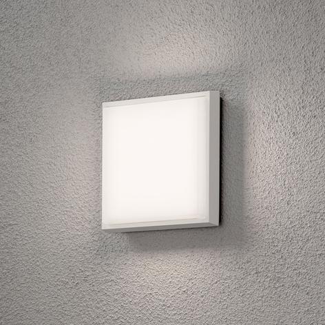 Aplique LED de exterior Cesena, cuadrado