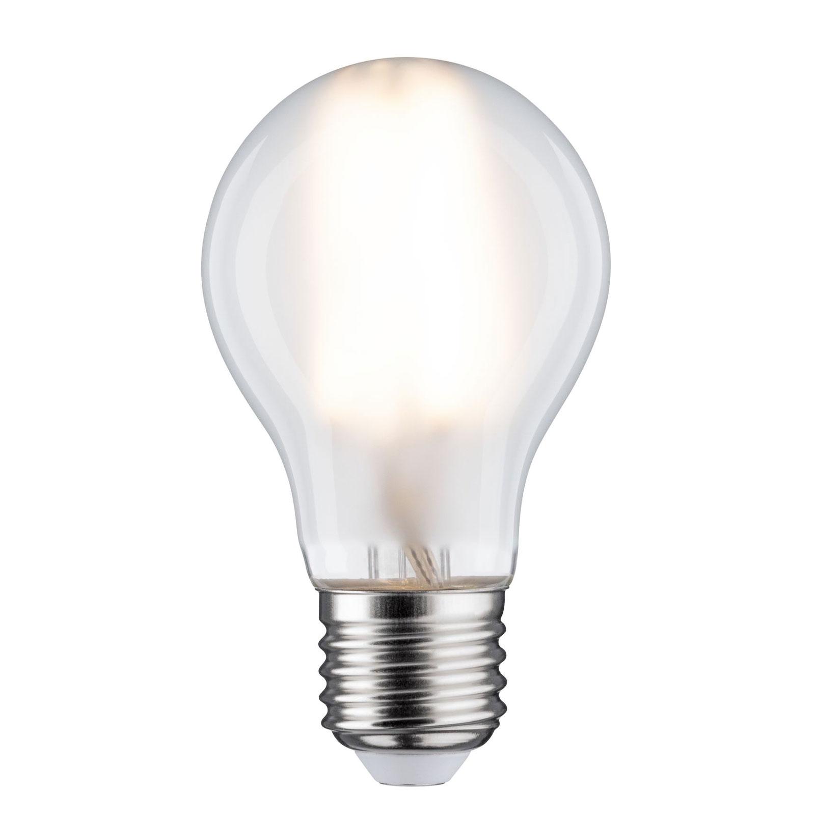 LED-pære E27 9 W 2700 K matt, dimbar