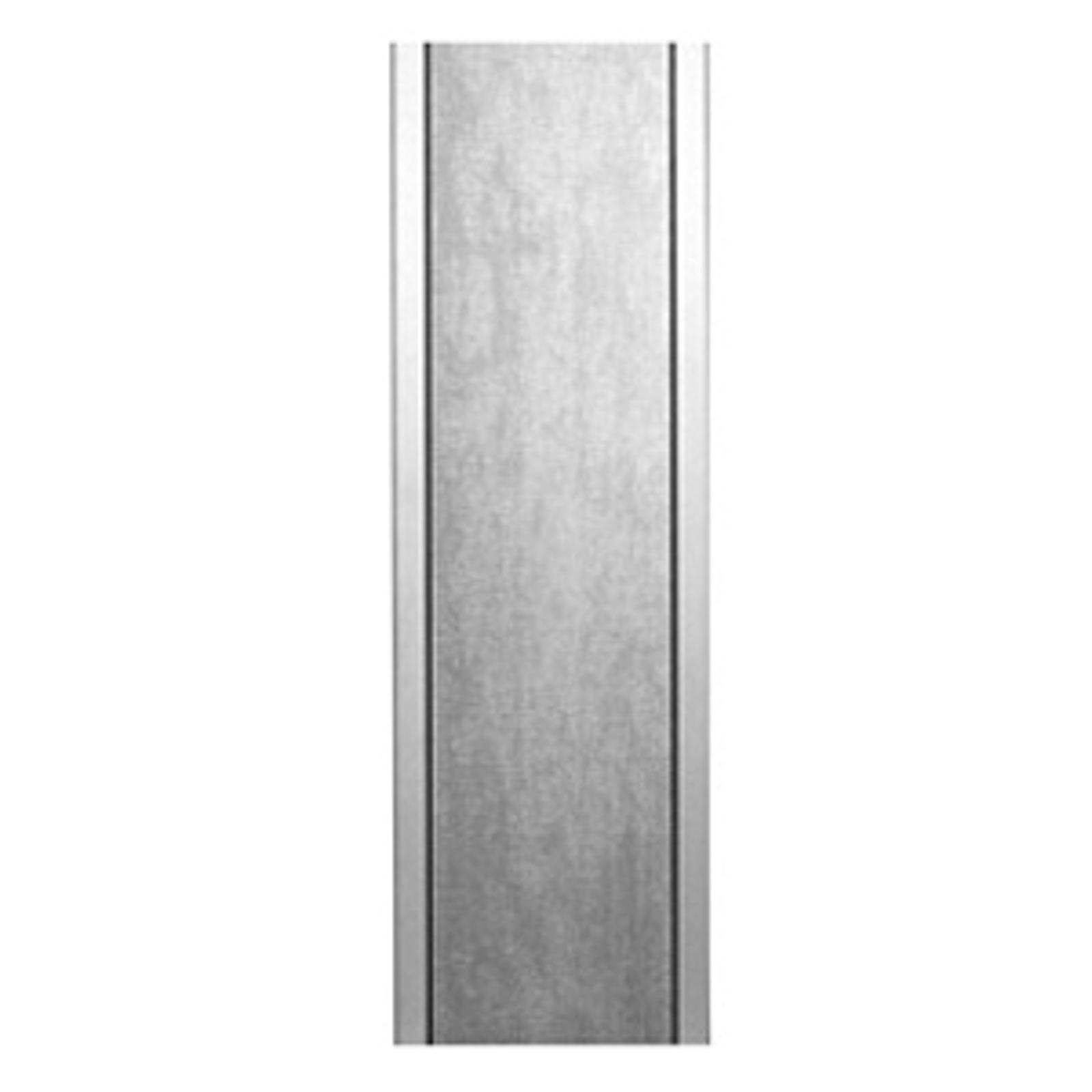 Elegant stolpe för postlådor Stand 1001, stål