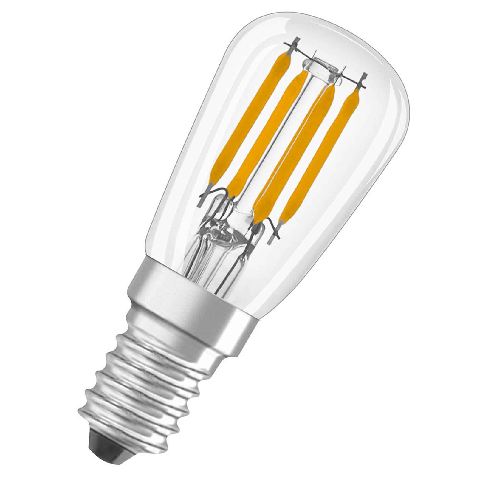 OSRAM LED-pære Star Special T26 E14 2,8 W filament