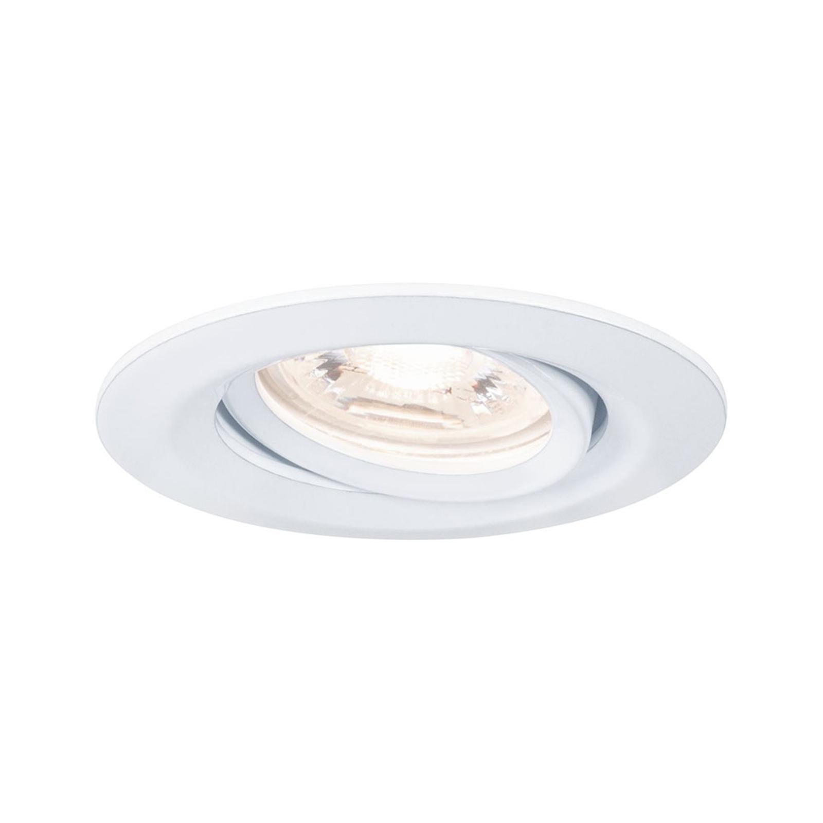 Paulmann Nova mini Plus downlight easydim hvit