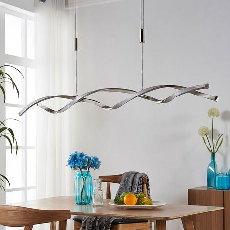 Höhenverstellbare LED-Hängelampe Auron