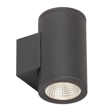 LED-utomhusvägglampa Argo med två ljuskällor