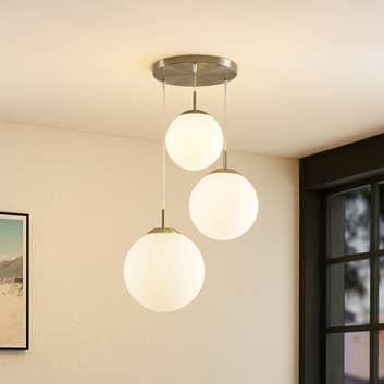 Lindby Heleska lampada a sospensione, 3 luci