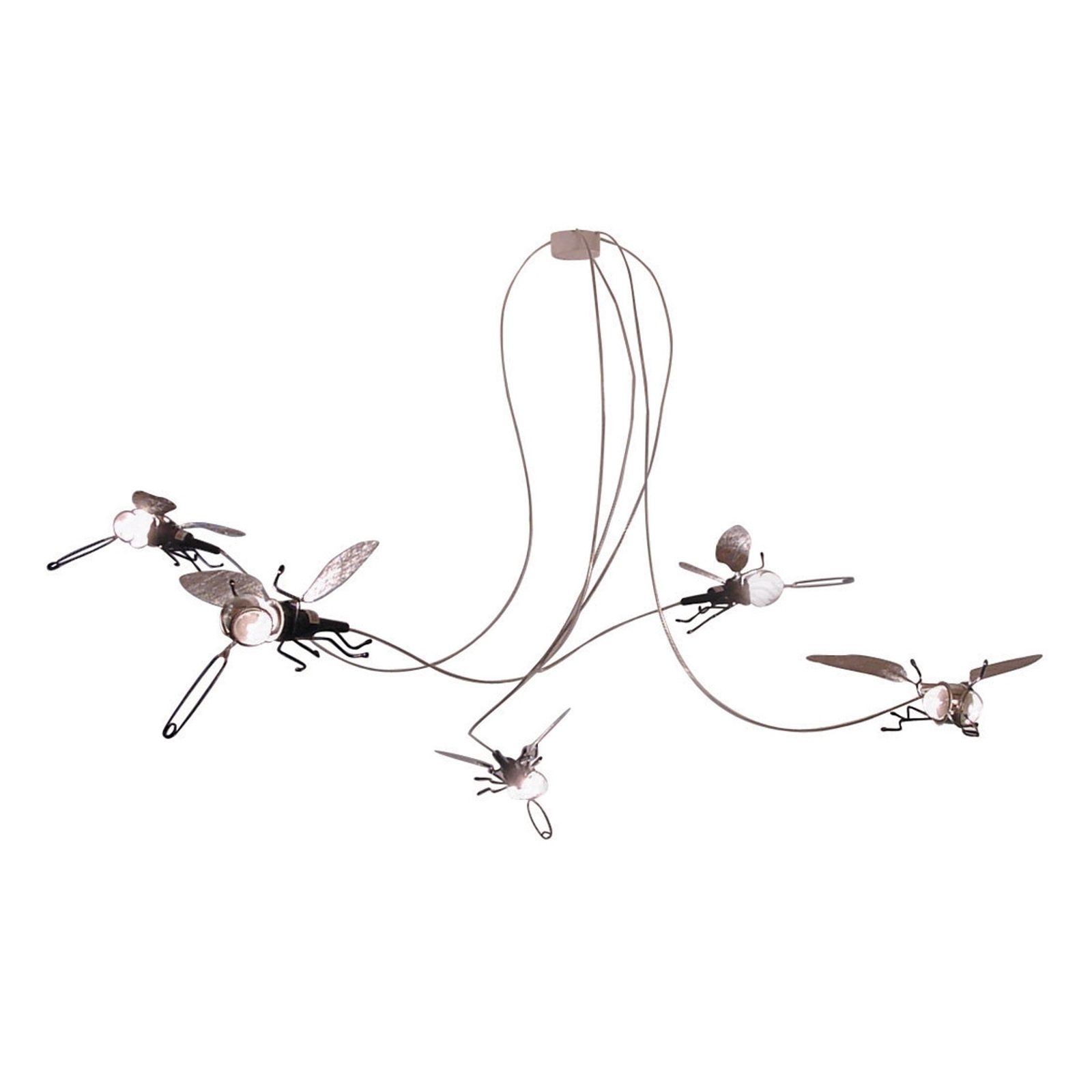 Originele design-hanglamp Famille Filou