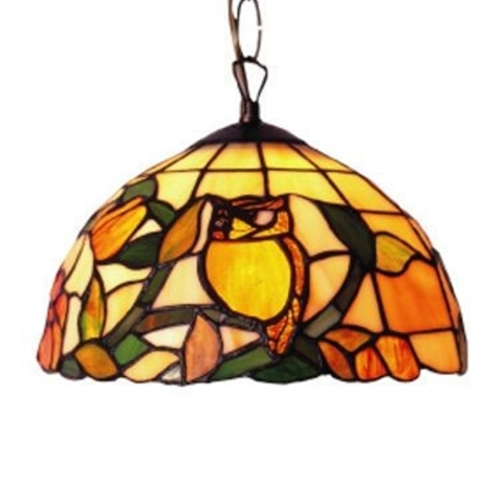 Rustykalna lampa wisząca JOLIEN