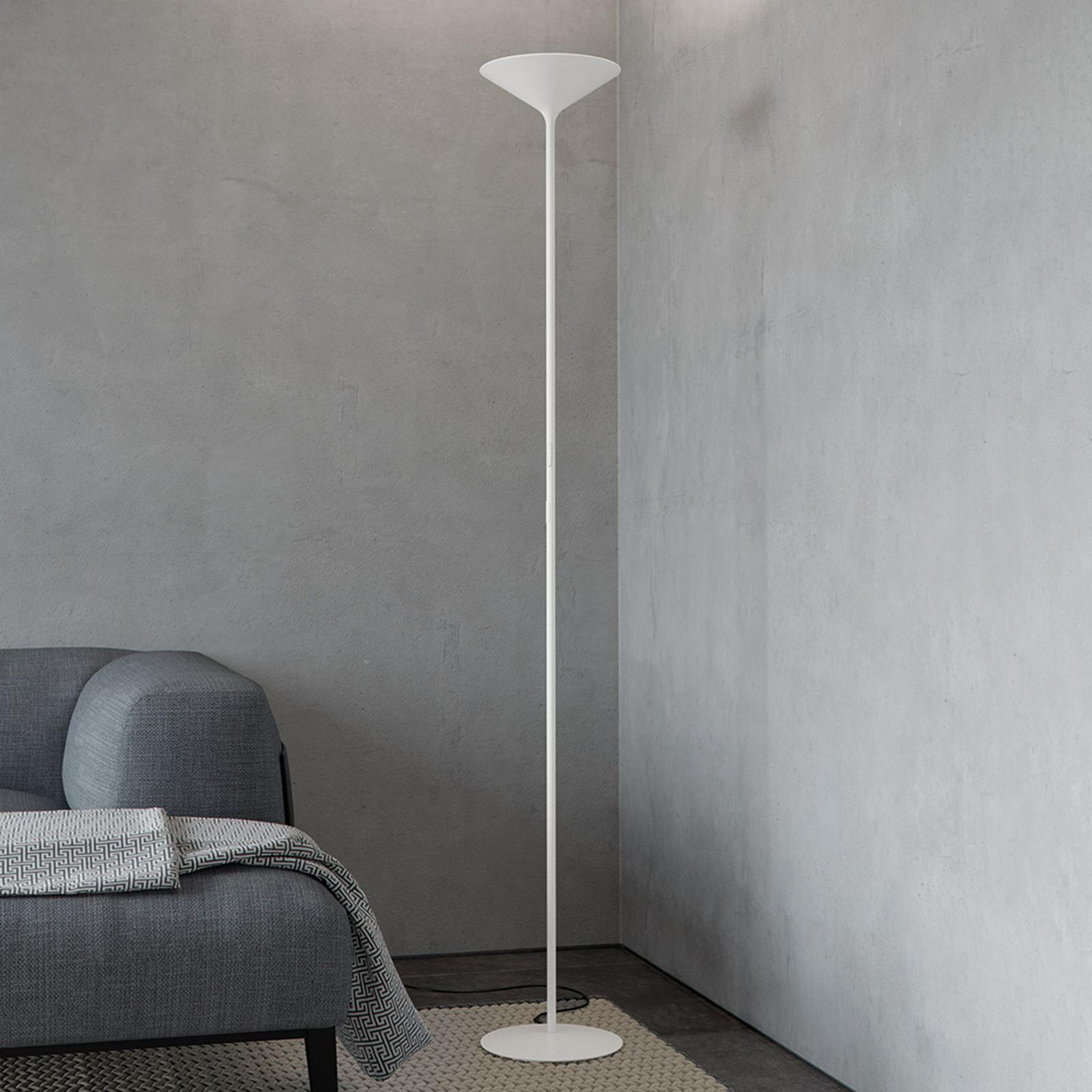 Rotaliana Dry LED stojaca lampa, biela matná_8005185_1