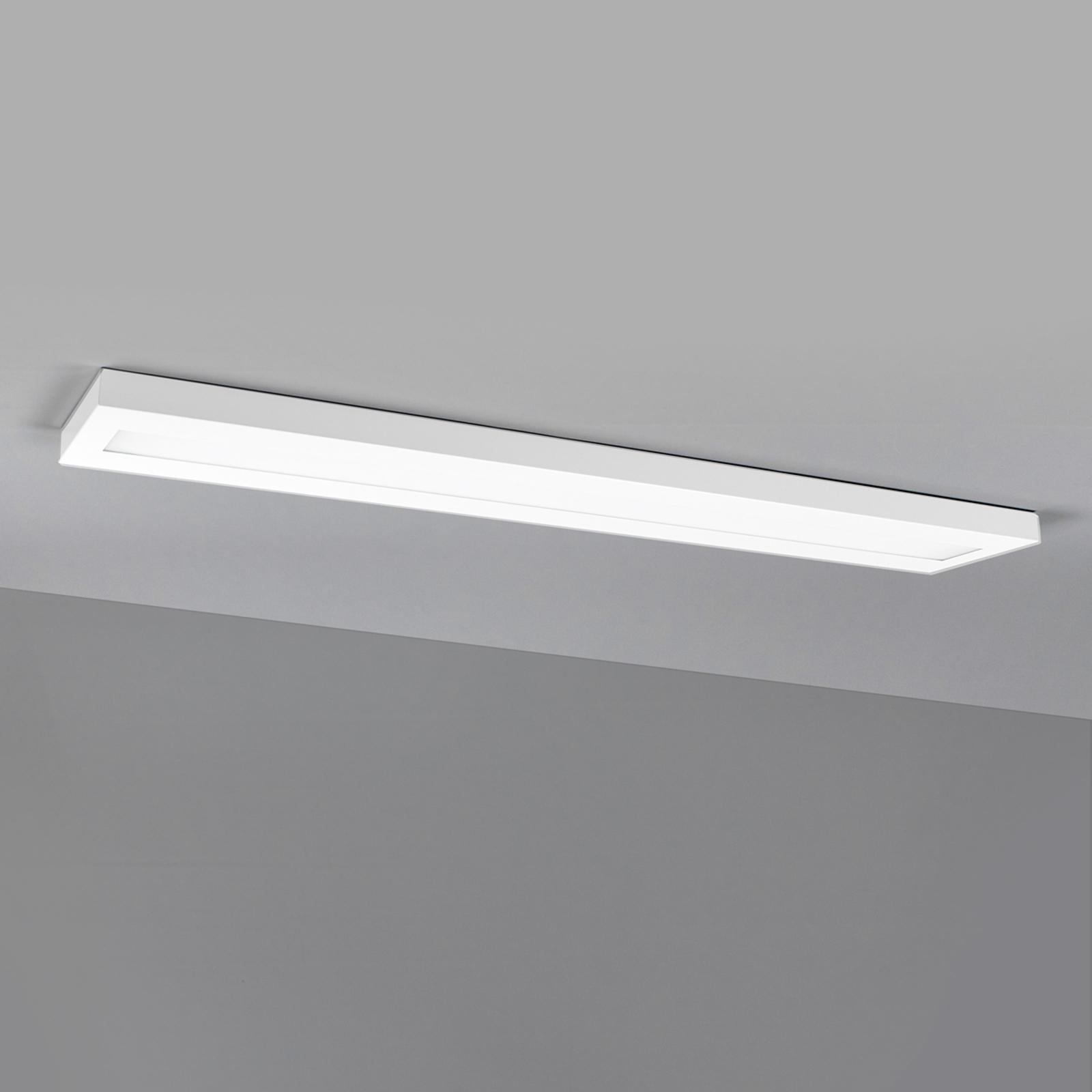 Podlouhlé přisazené LED svítidlo 120 cm bílá, BAP