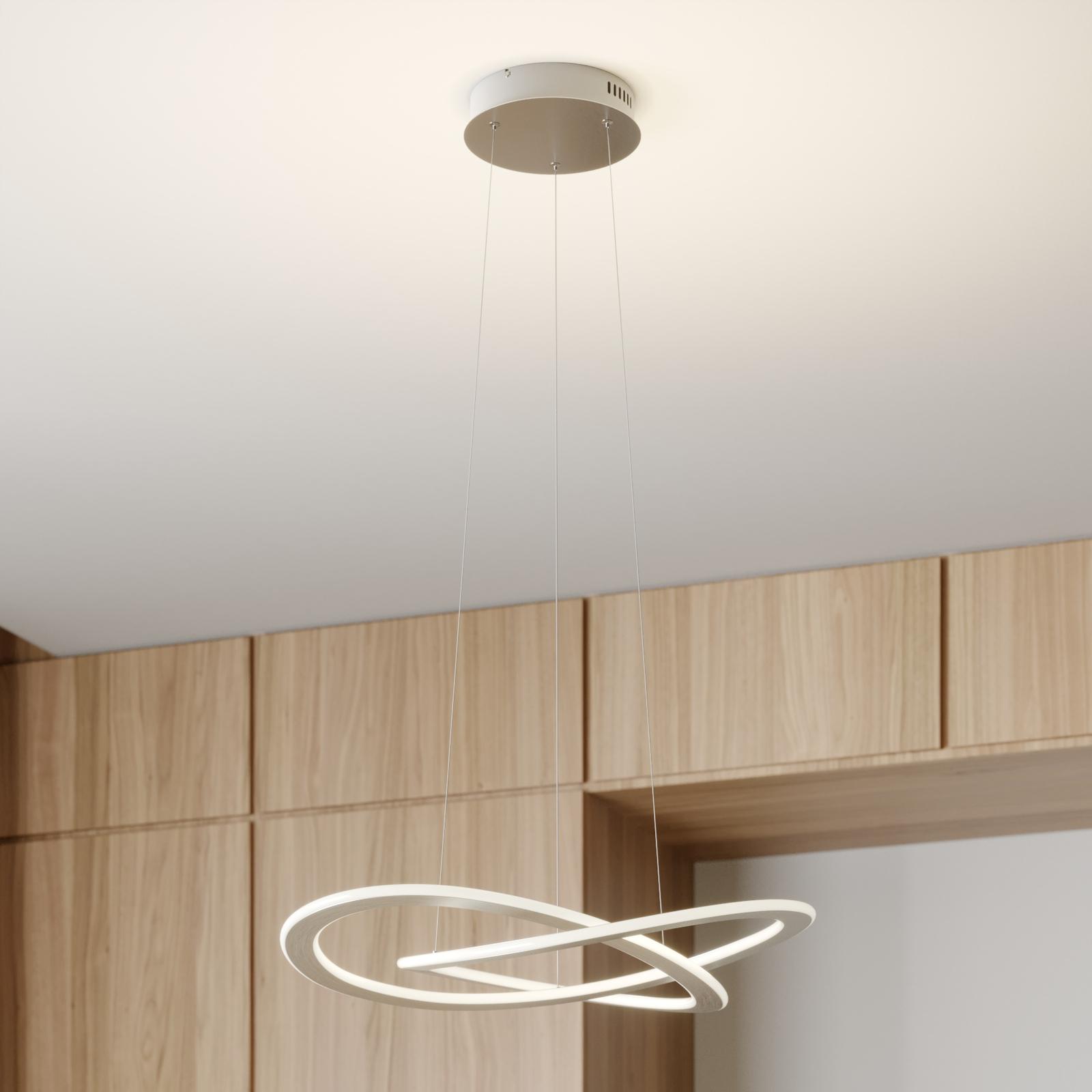 Lucande Shona lampa wisząca LED