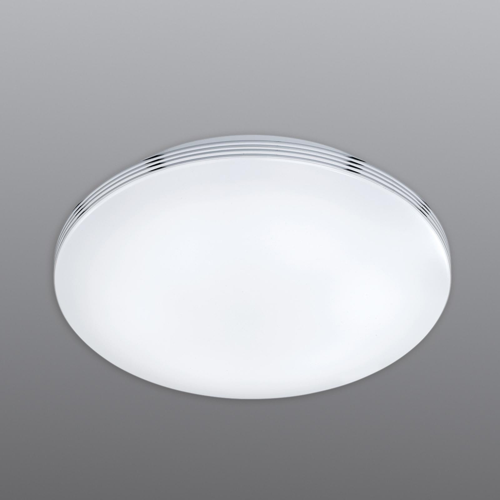 Łazienkowa lampa sufitowa Apart z żarówkami LED