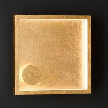 LED-Wandleuchte Letizia, gold