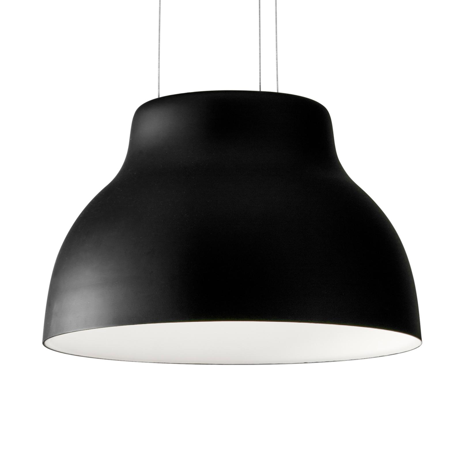 Martinelli Luce Cicala - LED-Pendelleuchte schwarz