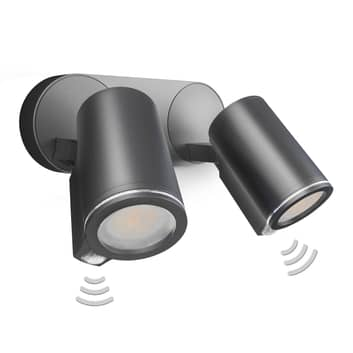 STEINEL Spot Duo Sensor Connect LED-Strahler 2fl