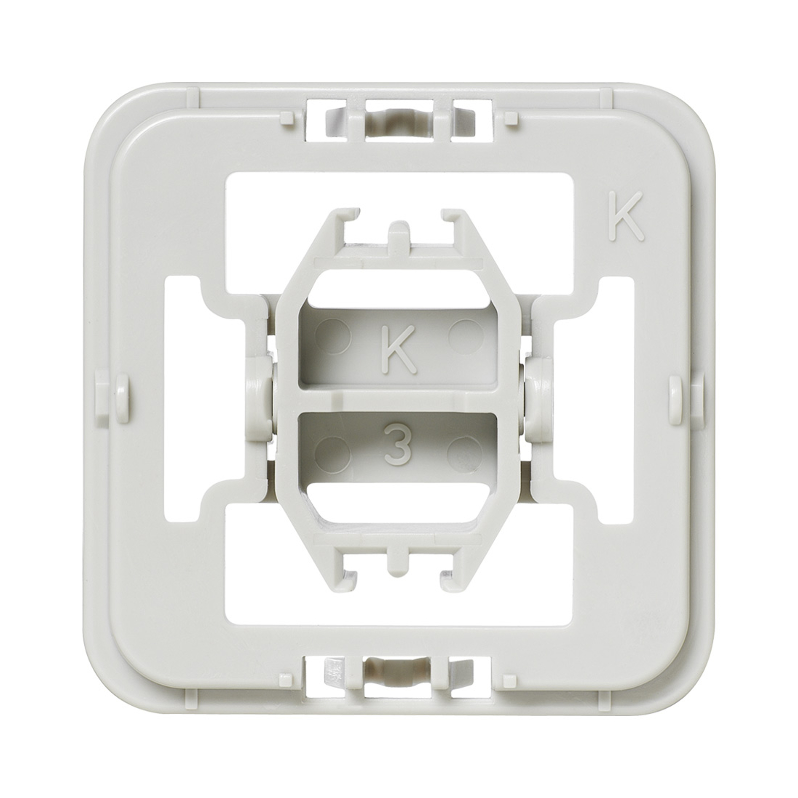 Homematic IP adapter voor Kopp schakelaar 1x