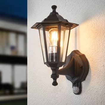 Zewnętrzna lampa ścienna z czujnikiem IR PEKING