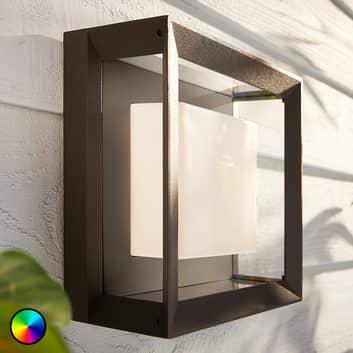 Philips Hue White+Color Econic aplique angular
