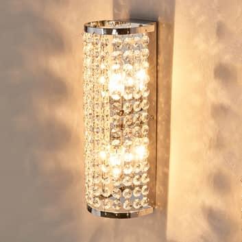 Ook voor de badkamer - wandlamp Lysekil - IP44