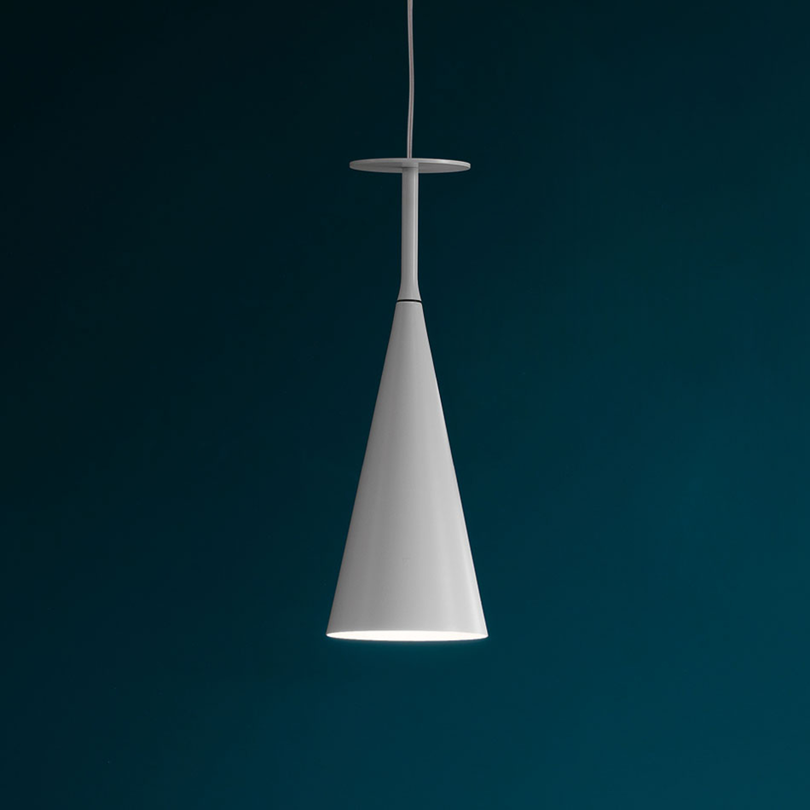 Modo Luce ABC Single A hængelampe, hvid