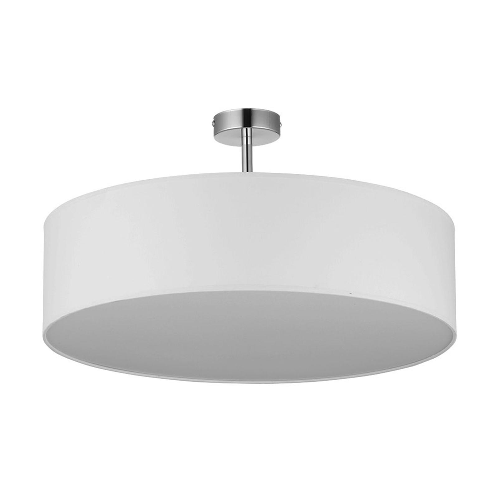 Rondo taklampe med avstand, hvit Ø 60 cm