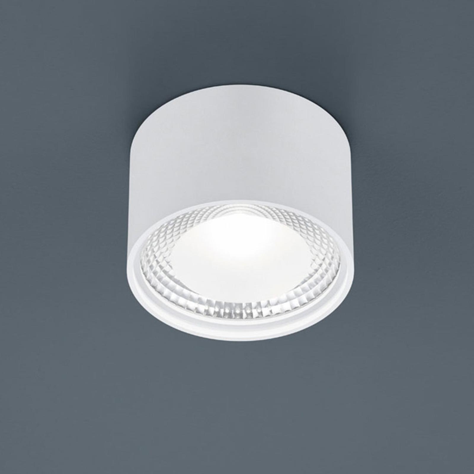 Helestra Kari LED plafondlamp, rond, wit