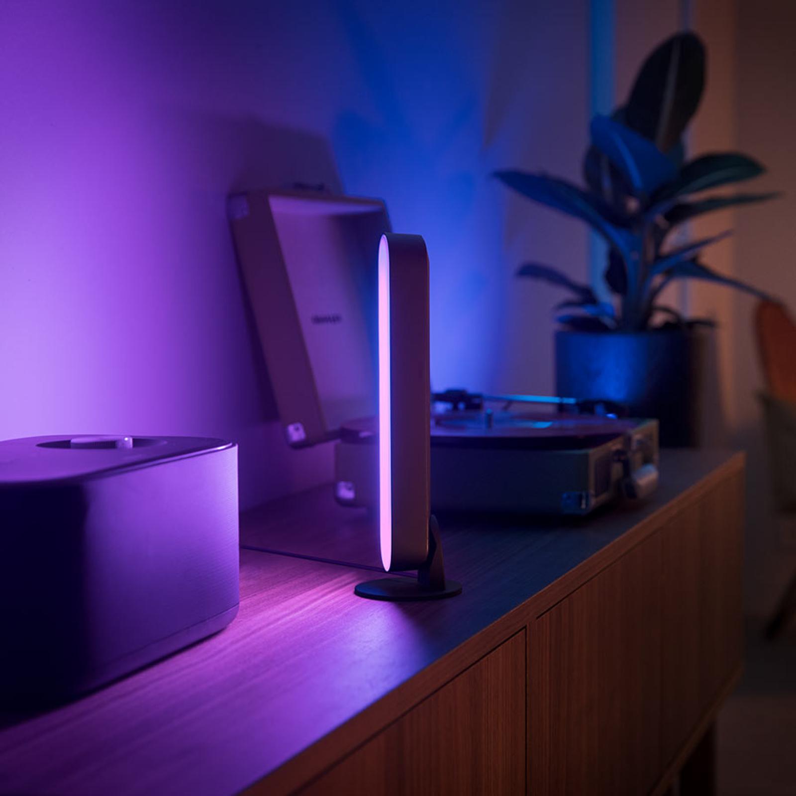 Philips Hue Play Lightbar pack doble - negro
