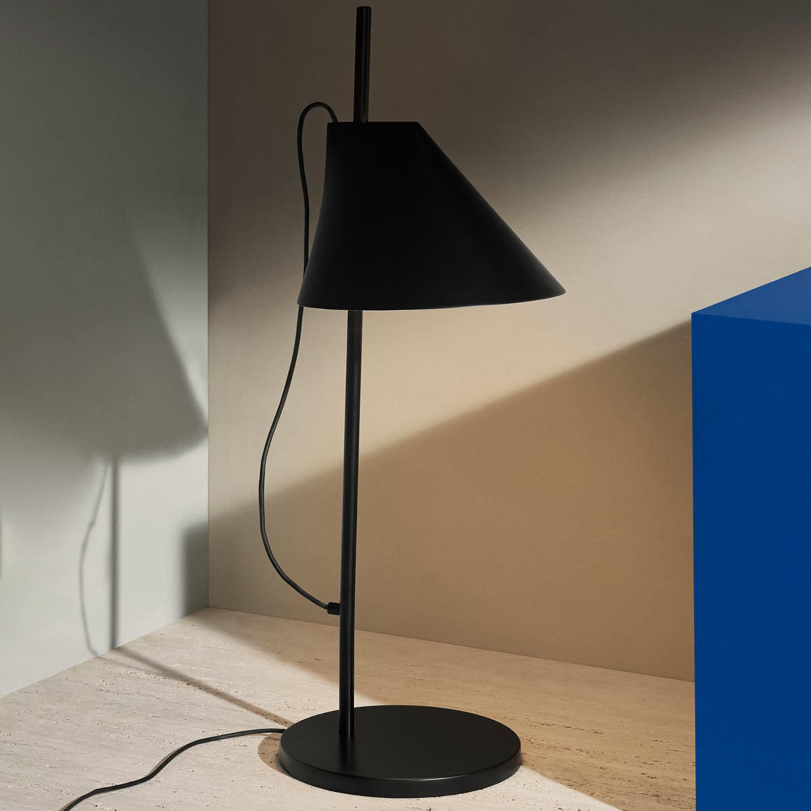 Louis Poulsen Yuh - lampe à poser LED noire