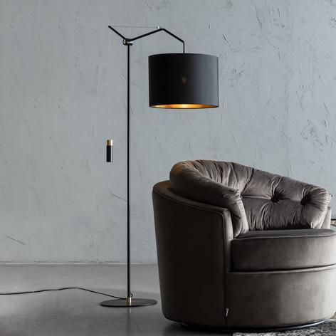 KARE Salotto lampadaire, réglable en hauteur
