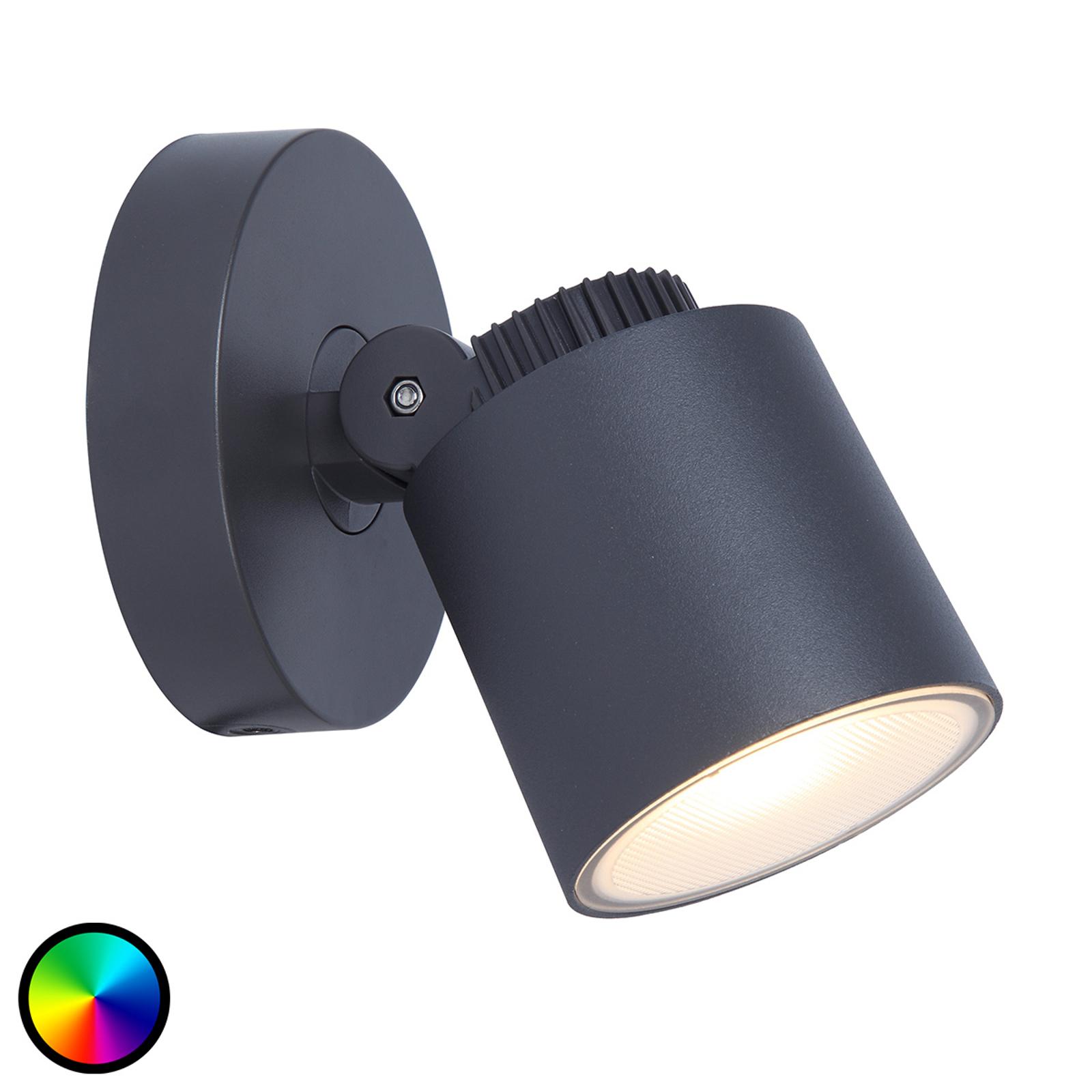 WiZ LED-Außenstrahler Explorer