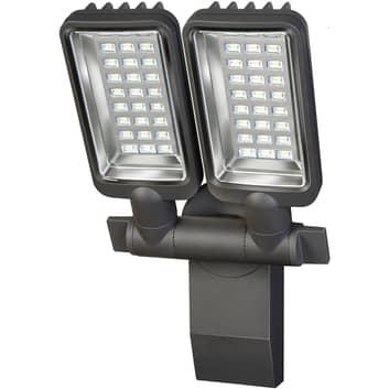 Brennenstuhl City LED-Außenstrahler 2fl.