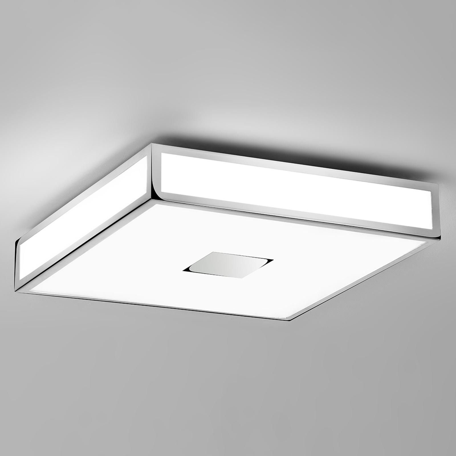 Astro Mashiko – kúpeľňové stropné svietidlo, chróm_1020301_1