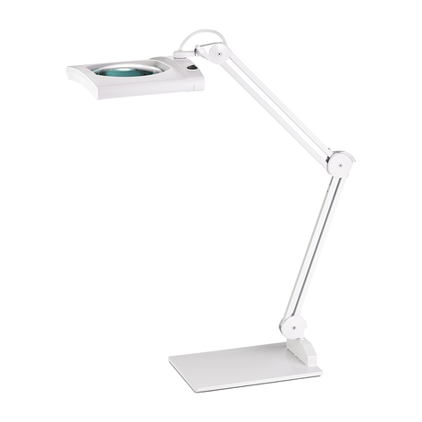 LED-Lupenleuchte 9226, 5 Dioptrien, Standfuß