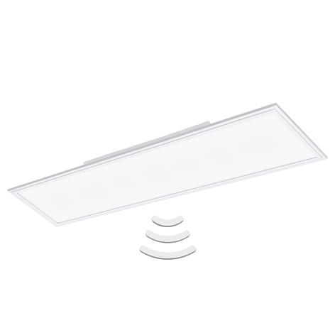 Plafoniera LED Salobrena-M 119,5x29,5 cm sensore